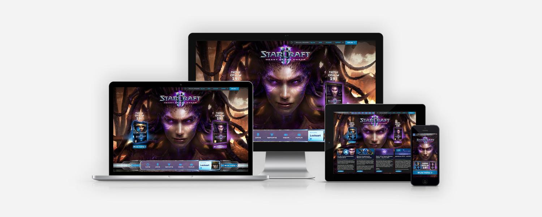 Blizzard Starcraft II