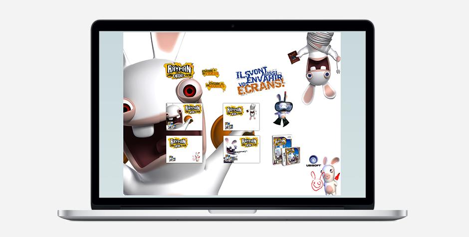 Rayman 2 event website