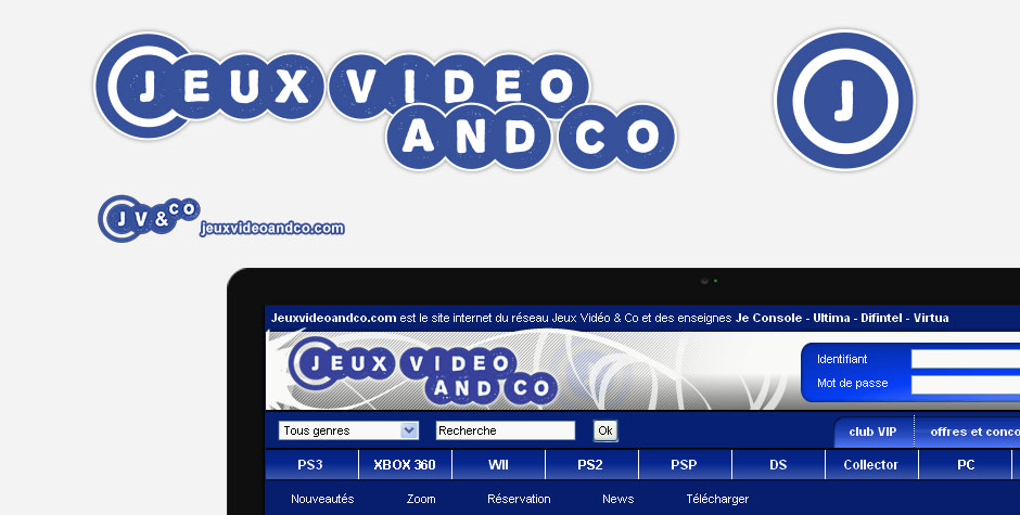 Jeux video and co – v.1
