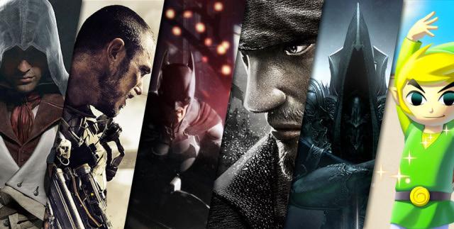 Inspiration jeux vidéo 2014